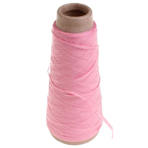 104. Raffia Type - Pink