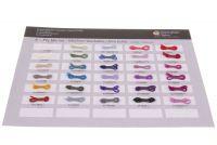312. Sample Sheet - 4-Ply Merino Wool