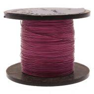 128. Scientific Wire - Opaque Purple
