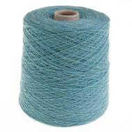 130. Fine 4-Ply Shetland Type Wool - Aquamarine 275