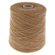 111. Fine 4-Ply Shetland Type Wool - Camel 108
