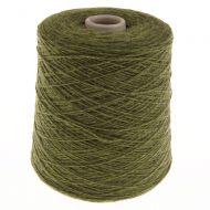 132. Fine 4-Ply Shetland Type Wool - Dark Apple 181