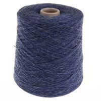 126. Fine 4-Ply Shetland Type Wool - Denim 113