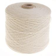 102. Fine 4-Ply Shetland Type Wool L - Ecru 168