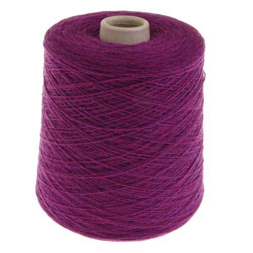 121. Fine 4-Ply Shetland Type Wool - Loganberry 469