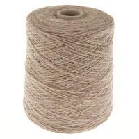 112. Fine 4-Ply Shetland Type Wool - Oatmeal 154