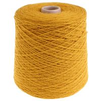 101. Fine 4-Ply Shetland Type Wool - Old Gold 540