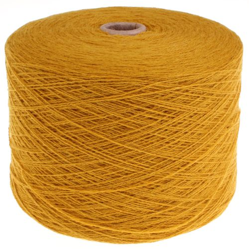 101. Fine 4-Ply Shetland Type Wool L - Old Gold 540