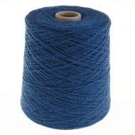 127. Fine 4-Ply Shetland Type Wool - Peacock 478