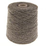 131. Fine 4-Ply Shetland Type Wool - Pebble 295