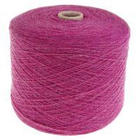 120. Fine 4-Ply Shetland Type Wool L - Peony 290