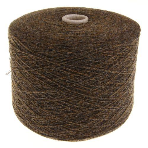133. Fine 4-Ply Shetland Type Wool L - Scots Pine 165