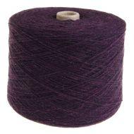 108. Fine 4-Ply Shetland Type Wool L - Sloe 162