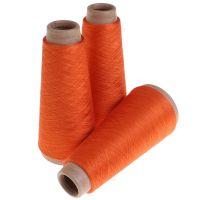 106. Silk & Steel Yarn - Orange