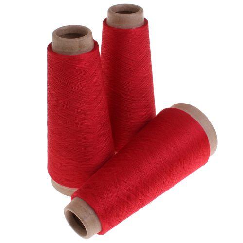 103. Silk & Steel Yarn - Red