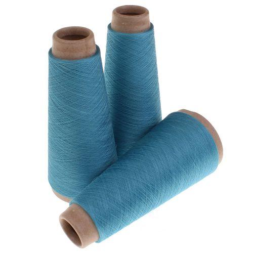 106. Silk & Steel Yarn - Turquoise