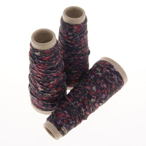 103. Floral Tape - Black 8