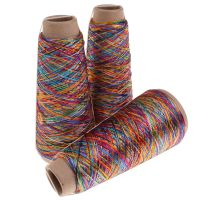 101. Viscose Space Dyed - Multicolour 808