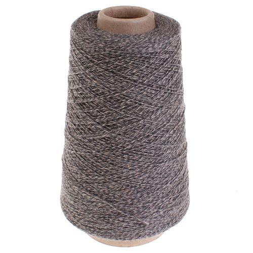 103. 'Wildlife' Organic Cotton & Organic Linen - Grey 006