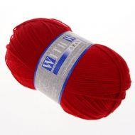 105. With Wool - Red
