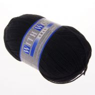 114. With Wool - Black