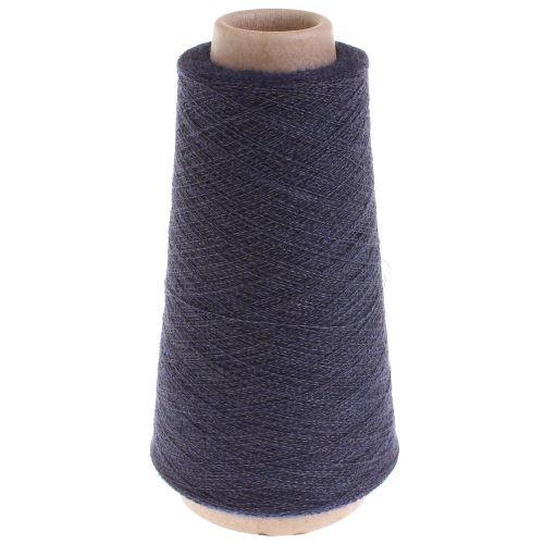 105. Wool & Metal - Navy 160