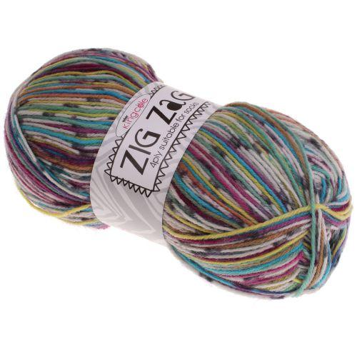 106. Sock Wool - Circus