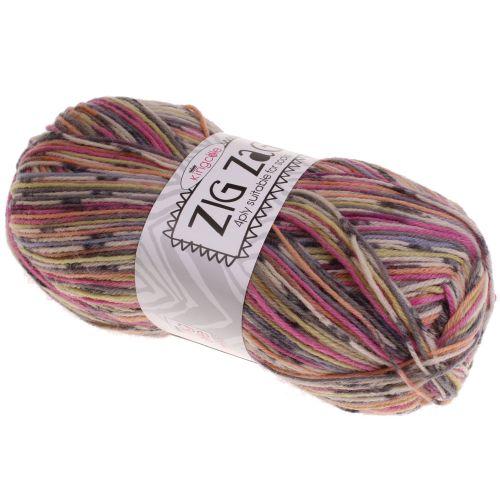 104. Sock Wool - Clown